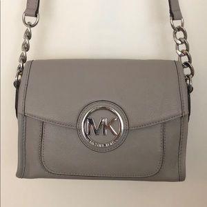 Michael Kors Grey Crossbody bag